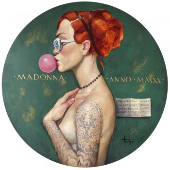Quattrocento Madonna