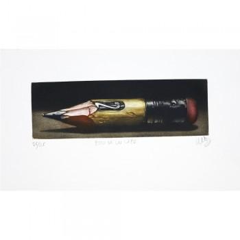 Esto es un lápiz