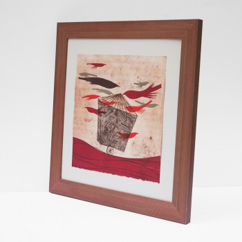 Marina Anaya - Framed Artworks