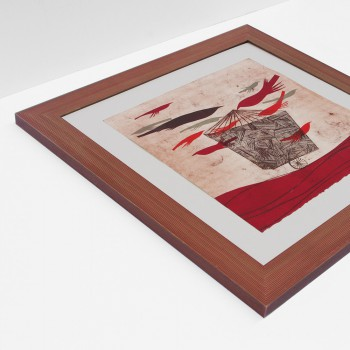 Marina Anaya - Framed Artworks 2