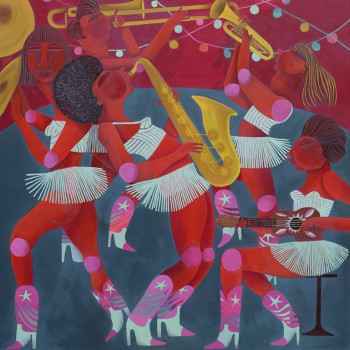 Orquesta de señoritas del...