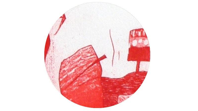 Xelo Garrigós | Abstract engraving | A Cuadros Gallery Madrid