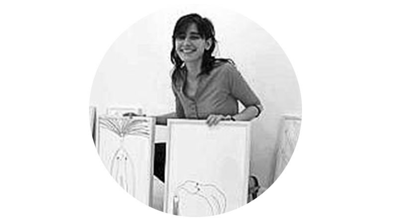 Beatriz Palomero | Artist and painter | Engravings | A Cuadros Gallery Madrid